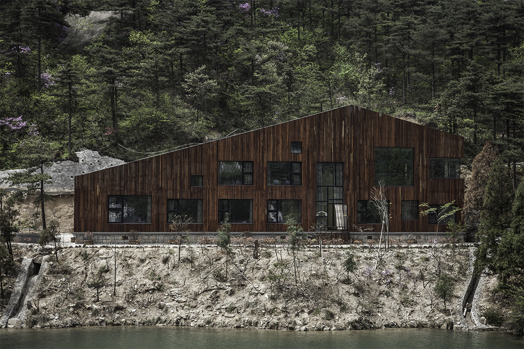 tianzhushan, lac alchemique, chine, hotel